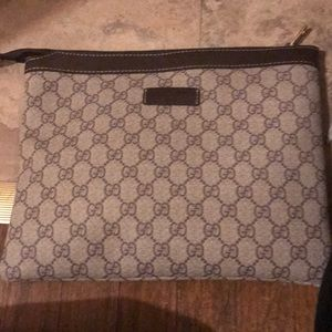 Gucci clutch purse